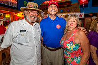 Richard Payne Campaign Kickoff at Conch Town by Larry Blackburn