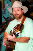 Mac McAnally at the Hogfish Bar & Grille by Ralph De Palma