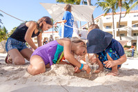 International Sand Art Competition at the Casa Marina by Larry Blackburn