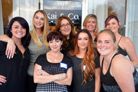 Kai & Co. Salon hosts Key West Chamber of Commerce Business After Hours by:Sarah Sandnes