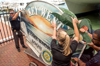"The Return of the ""Welcome to Key West"" Sign by Larry Blackburn"