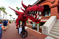 Papio Kinetic Sculpture Parade, Key West Photos by Bill Klipp
