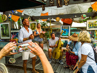 Andy's Cabana, Songwriters Festival 2018, Pier House, Key West, Photos by Bill Klipp