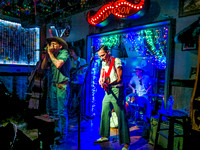 Billy The Squid and the Sea Cow Drifters, Mary Ellen's, Songwriters Festival 2018, Key West, Photos by Bill Klipp