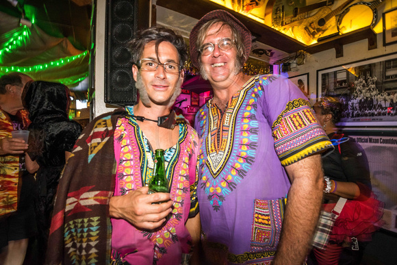 Green Parrot Halloween Contest, Key West Photos by Bill Klipp