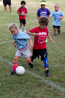 Marathon Parks & Rec. Kids Summer Soccer, by Barry Gaukel
