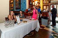Team Lily Bow Wine Tasting at Charlie Macs by Larry Blackburn