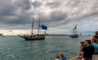 Great Sea Battle, Conch Republic Independence Days Key West Photos by Bill Klipp