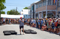 Conch Republic Days Drag Races by Larry Blackburn