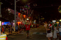 Key West Holiday Parade 2017 Vol. 2 by Larry Blackburn