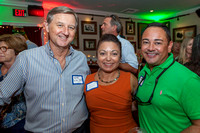 KW Chamber Christmas in July at Hard Rock Key West by Larry Blackburn
