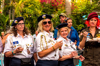Military Muster, Conch Republic Independence Days Key West Photo