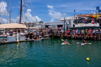 Minimal Regatta 2015 at the Key West Historic Seaport by Larry Blackburn