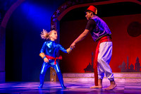 Camp Bravo 2017 Presents Aladdin at the Waterfront Playhouse by Larry Blackburn