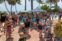 Willy Wonka's Chocolate Festival at the Southernmost House by Larry Blackburn