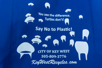 Higgs Beach Cleanup, Conch Republic Independence, Key West Photos by Bill Klipp